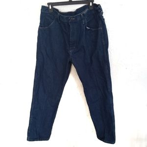 Rustler blue jeans denim size 38